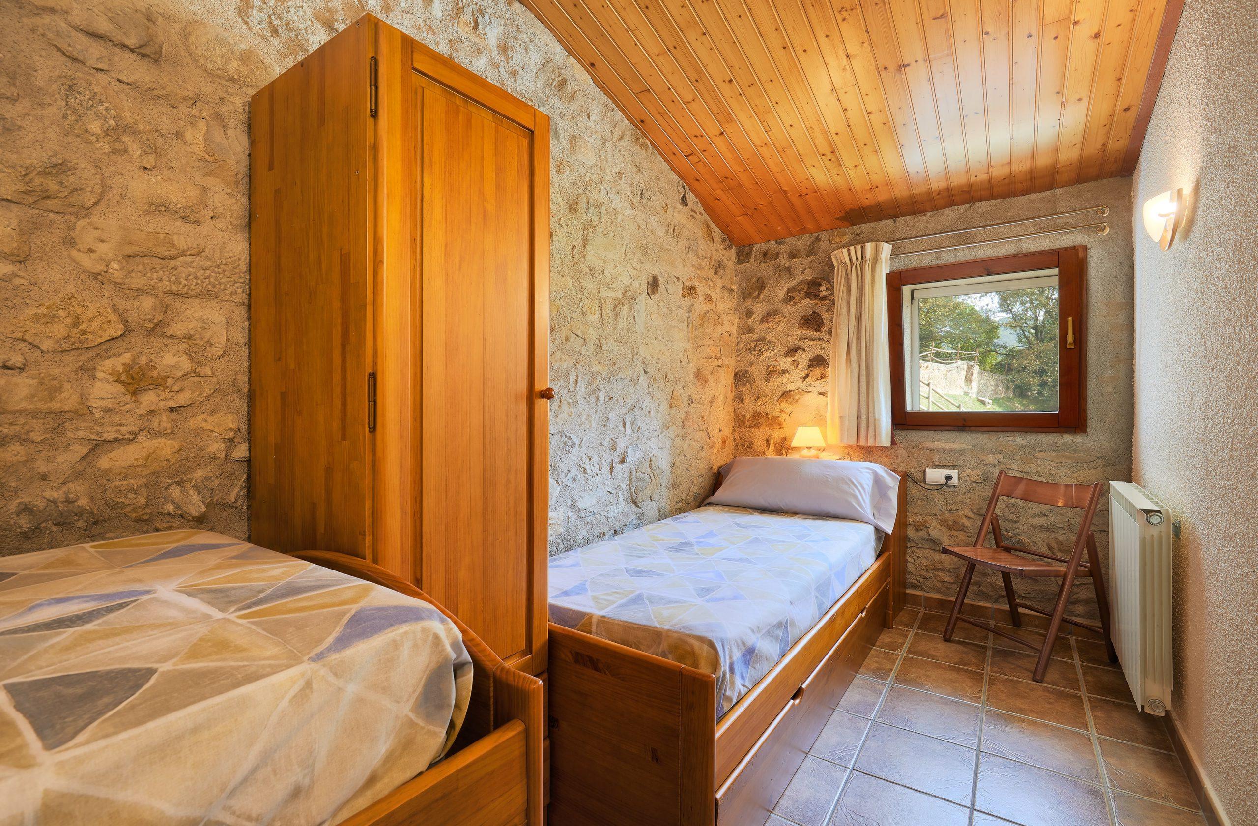 Habitació doble La Batllia I